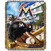 Northwest Miami Marlins Home Field Advantage Blanket