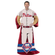 Northwest Philadelphia Phillies Uniform Full Body Comfy Throw