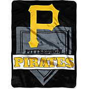Northwest Pittsburgh Pirates Home Plate Blanket