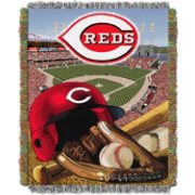 Northwest Cincinnati Reds Home Field Advantage Blanket