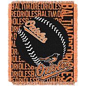 Northwest Baltimore Orioles Double Play Blanket