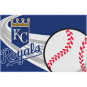 Northwest Kansas City Royals 20in x 30in Acrylic Rug