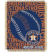 Northwest Houston Astros Double Play Blanket