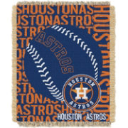 Northwest Houston Astros Double Play Blanket