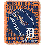 Northwest Detroit Tigers Double Play Blanket