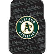 Northwest Oakland Athletics Car Floor Mats
