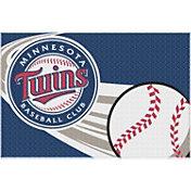 Northwest Minnesota Twins 20in x 30in Acrylic Rug