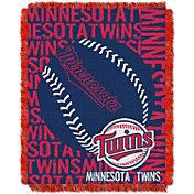 Northwest Minnesota Twins Double Play Blanket