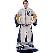 Northwest New York Yankees Uniform Full Body Comfy Throw