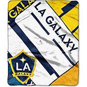 Northwest Los Angeles Galaxy Scramble Throw Blanket
