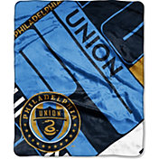 Northwest Philadelphia Union Scramble Throw Blanket