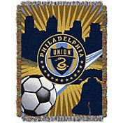 Northwest Philadelphia Union Tapestry Throw Blanket