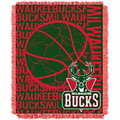 Northwest Milwaukee Bucks Double Play Blanket