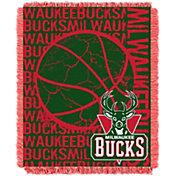 Northwest Milwaukee Bucks Double Play Blanket