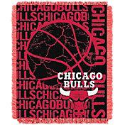 Northwest Chicago Bulls Double Play Blanket