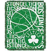 Northwest Boston Celtics Double Play Blanket