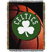 Northwest Boston Celtics Photo Real Throw Blanket