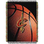 Northwest Cleveland Cavaliers Dropdown Raschel Throw Blanket