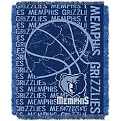 Northwest Memphis Grizzlies Double Play Blanket