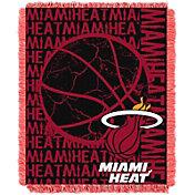 Northwest Miami Heat Double Play Blanket
