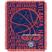 Northwest Atlanta Hawks Double Play Blanket