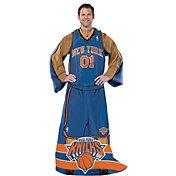 Northwest New York Knicks Uniform Full Body Comfy Throw