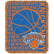 Northwest New York Knicks Double Play Blanket