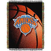 Northwest New York Knicks Photo Real Throw Blanket