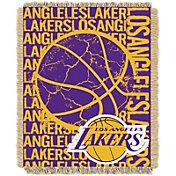 Northwest Los Angeles Lakers Double Play Blanket