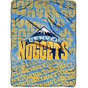 Northwest Denver Nuggets Redux Micro Raschel Throw Blanket