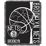 Northwest Brooklyn Nets Double Play Blanket
