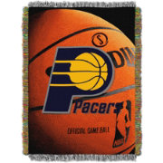 Northwest Indiana Pacers Photo Real Throw Blanket