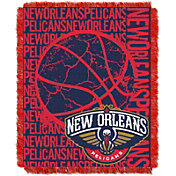 Northwest New Orleans Pelicans Double Play Blanket