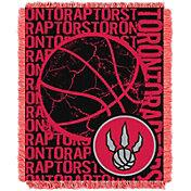 Northwest Toronto Raptors Double Play Blanket