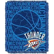Northwest Oklahoma City Thunder Double Play Blanket