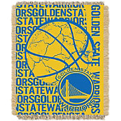 Northwest Golden State Warriors Double Play Blanket