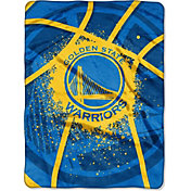 Northwest Golden State Warriors Shadow Play Blanket