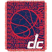 Northwest Washington Wizards Double Play Blanket