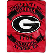 Northwest Georgia Bulldogs Raschel Throw
