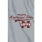 Northwest Mississippi State Bulldogs Sweatshirt Blanket