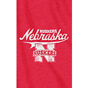 Northwest Nebraska Cornhuskers Sweatshirt Blanket