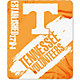 Northwest Tennessee Volunteers Painted Fleece Throw
