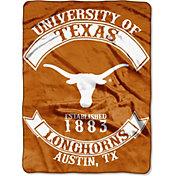 "Northwest Texas Longhorns 60"" x 80"" Blanket"