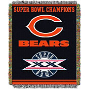 Northwest Chicago Bears Commemorative Blanket