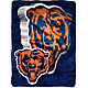 Northwest Chicago Bears Micro Bevel Blanket