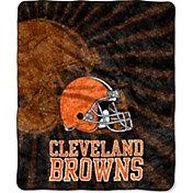 Northwest Cleveland Browns Strobe Sherpa Throw