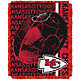 Northwest Kansas City Chiefs Double Play Blanket