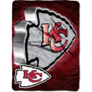 Northwest Kansas City Chiefs Micro Bevel Blanket