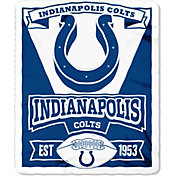 Northwest Indianapolis Colts Marquee Fleece Throw