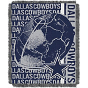Northwest Dallas Cowboys Double Play Blanket